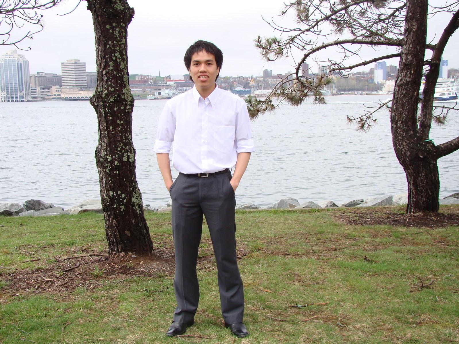 Anh Dang - PHD Student - Dalhousie University